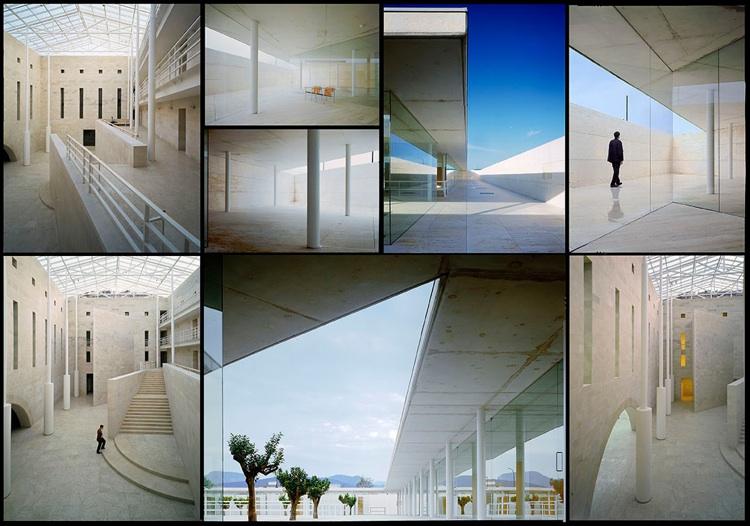 Fotograf a de arquitectura alberto campo baeza - Campo baeza obras ...